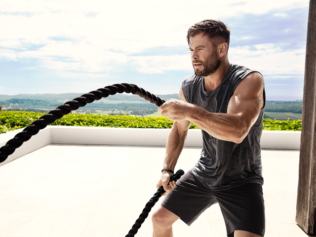 Chris Hemsworth On Life After Thor, His New Workout App ...