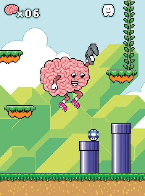 Cartoon, Fictional character, Games,