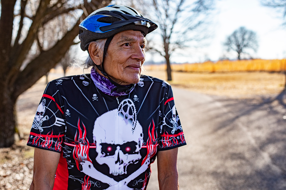 This 75-Year-Old Beat Diabetes When He Picked Up Cycling thumbnail