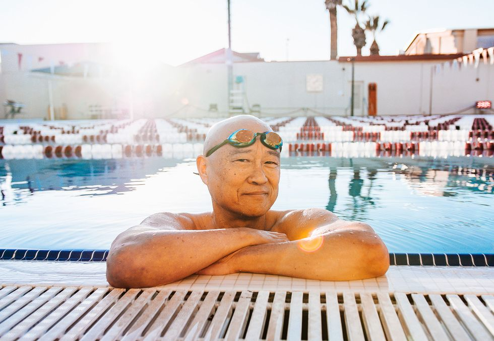 An Elite Swimmer Shared the Secret to Smashing World Records at Age 66 thumbnail