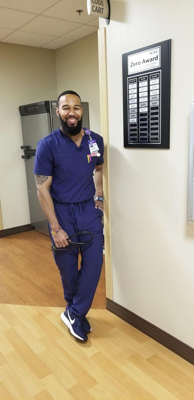 geremy wooten, 34, atlanta area, nurse