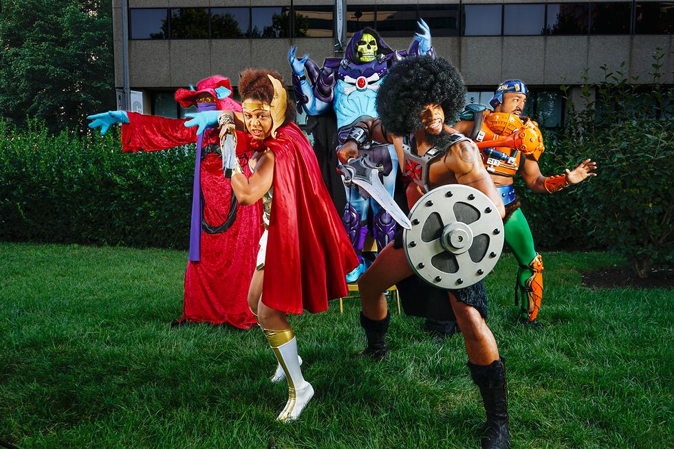 Buff! Bang! Pow! Inside the World of Black Cosplay. thumbnail