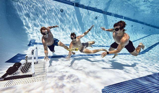 deportes de piscina