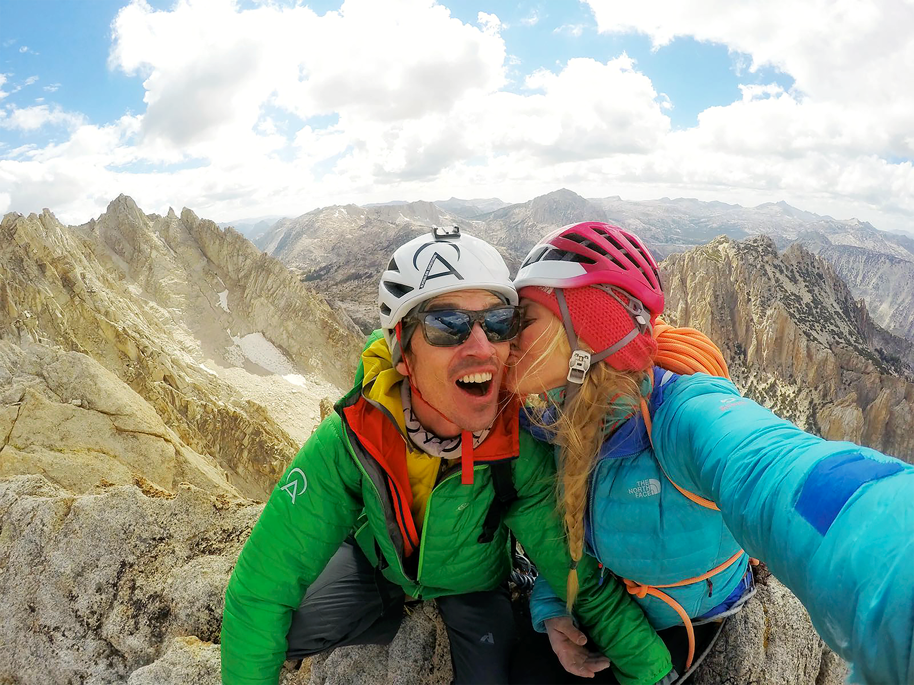 Is Your Relationship Boring? Try Climbing 14,000 Feet in the Air.