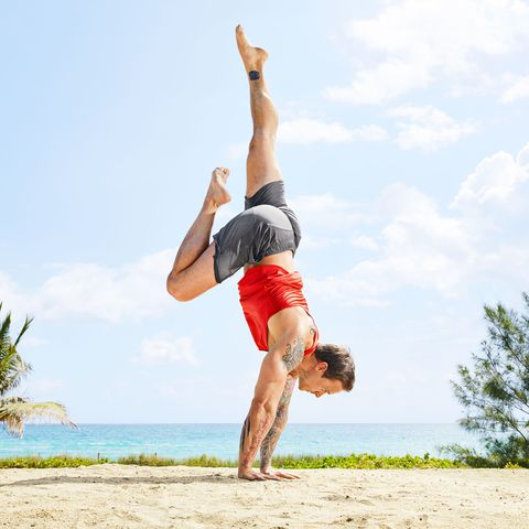 Physical fitness, Jumping, Martial arts, Flip (acrobatic), Balance, Vacation, Summer, Leg, Tree, Stretching,