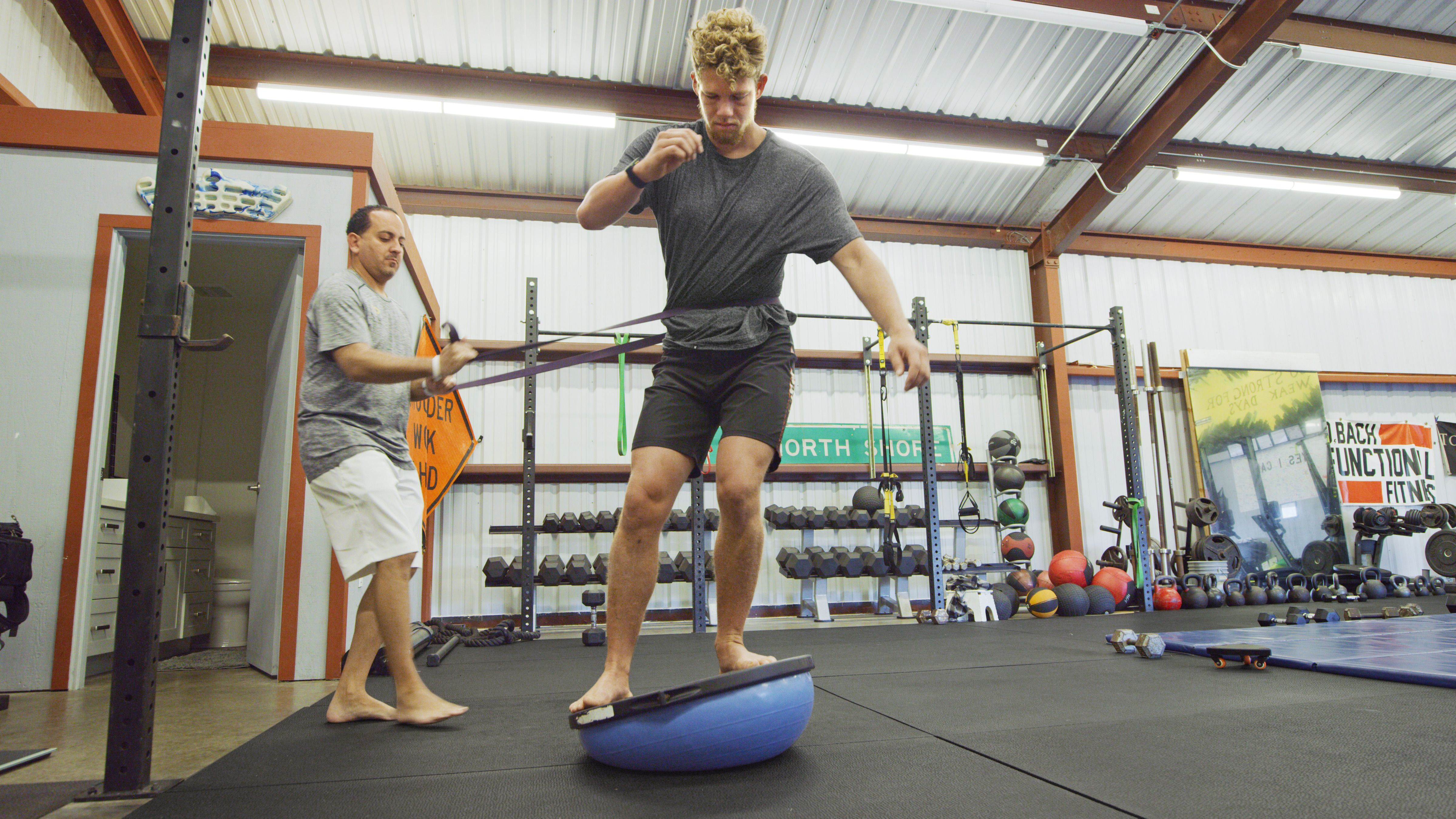 How Surf God John John Florence Rehabbed His ACL in Record Time