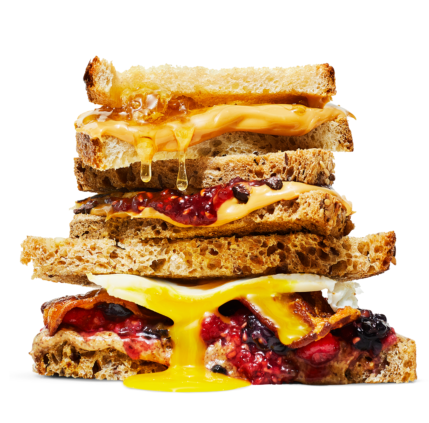The World's Best PB&J Sandwiches, According to Top Chefs