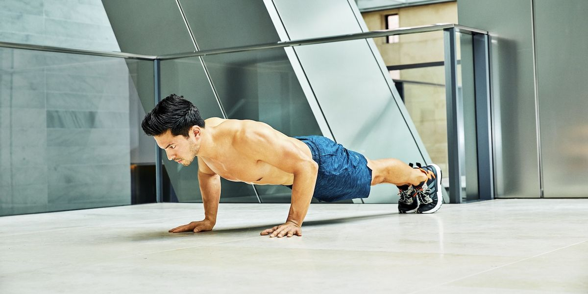 How to Own Your Pushups