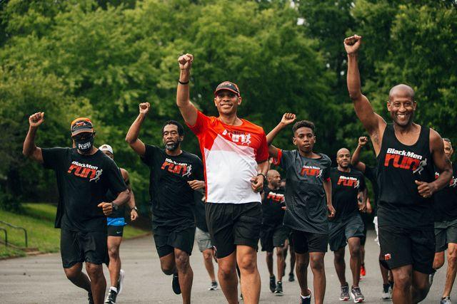 black men run founder jason l russell