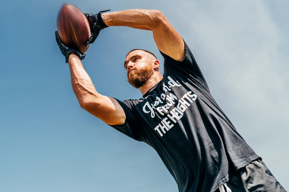 How to Build Explosiveness Like NFL Star Travis Kelce thumbnail