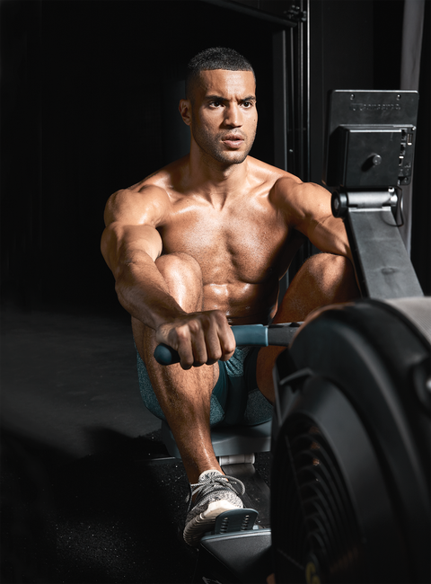 The Rowing Machine Master Workout Plan