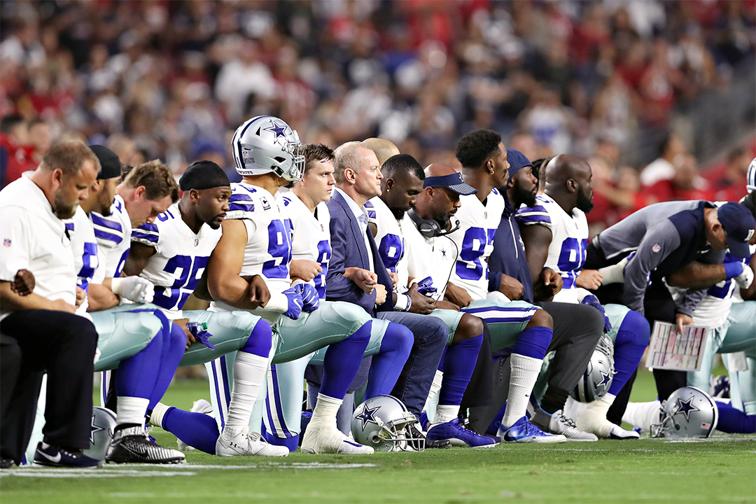 The NFL Is at a Crossroads — and We Can't Look Away