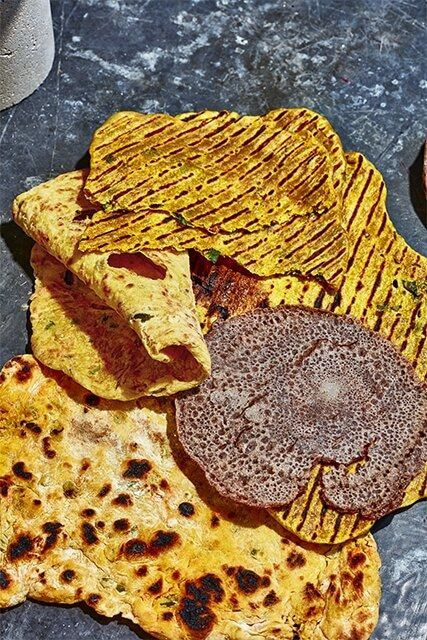 foto de panes africanos