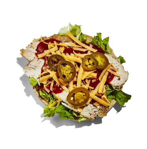 sandwich using thanksgiving turkey leftovers jalapeÑo popper food styling by tyna hoang prop styling by summer moore at honey artists