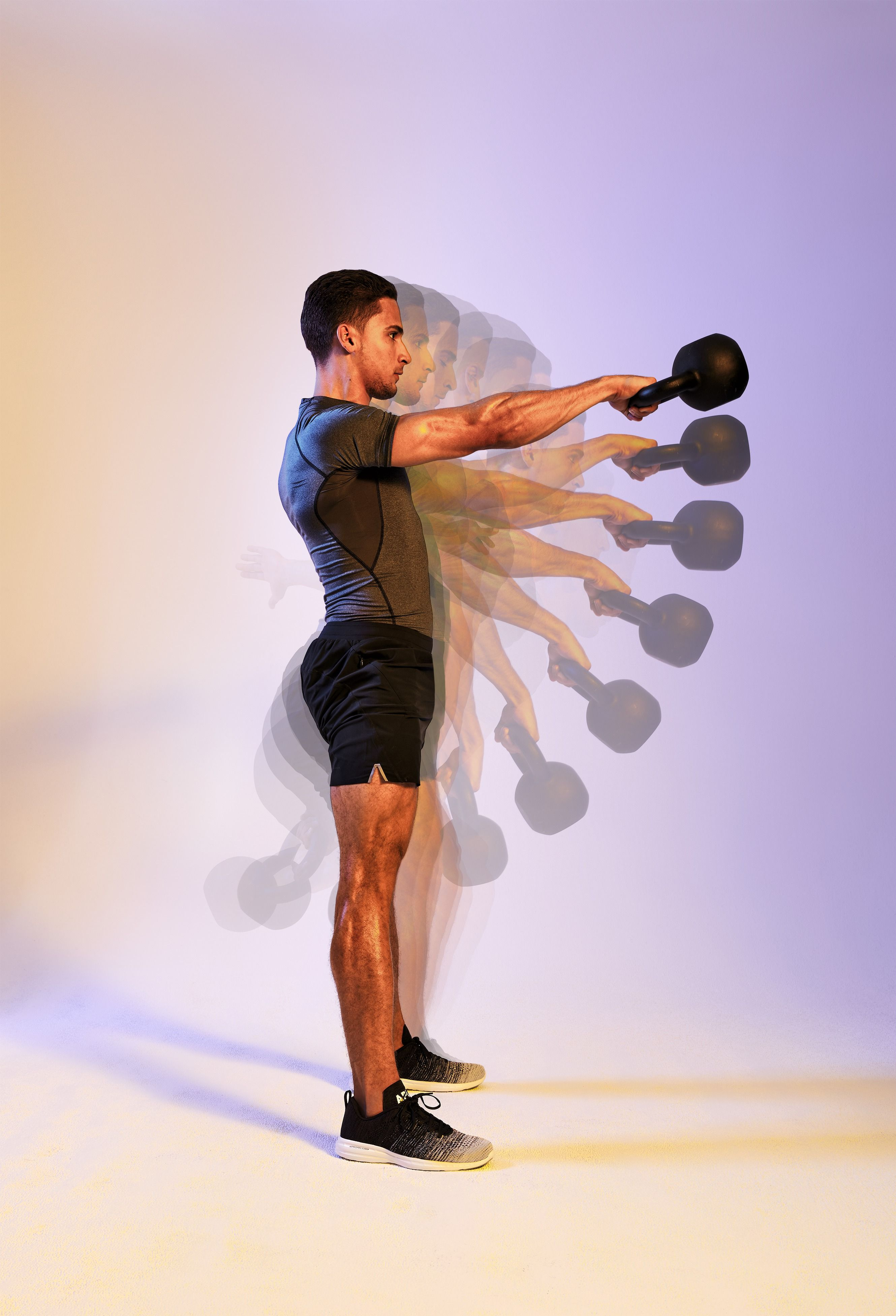 How Kettlebell Flows Add More Motion to Your Workout