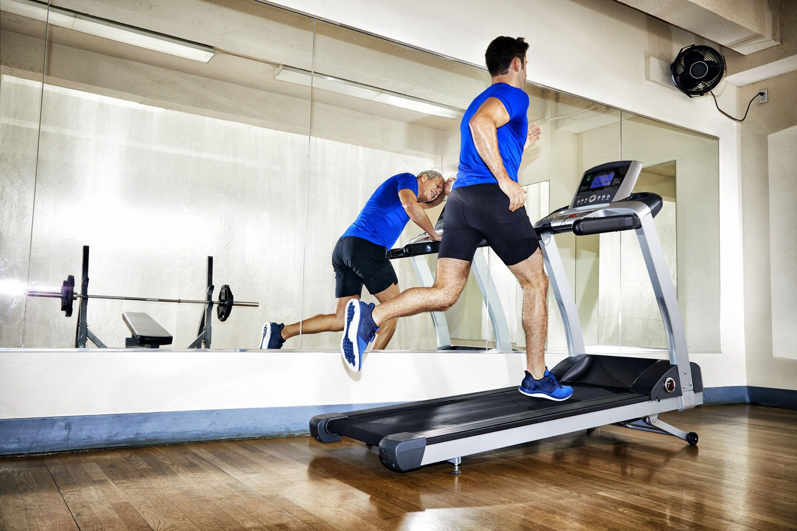 A journey to discover fitness age vo max and muscle testing