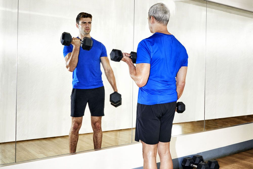 Take This Six-Step Test to Find Out Your Real Fitness Age