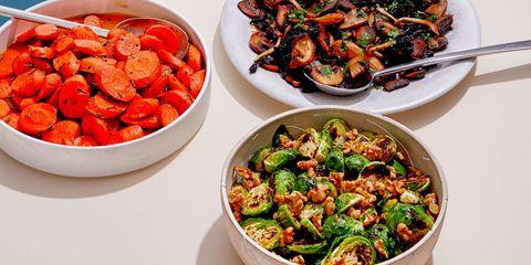 Dish, Food, Cuisine, Meal, Ingredient, Superfood, Bowl, Vegetarian food, Tableware, Recipe,