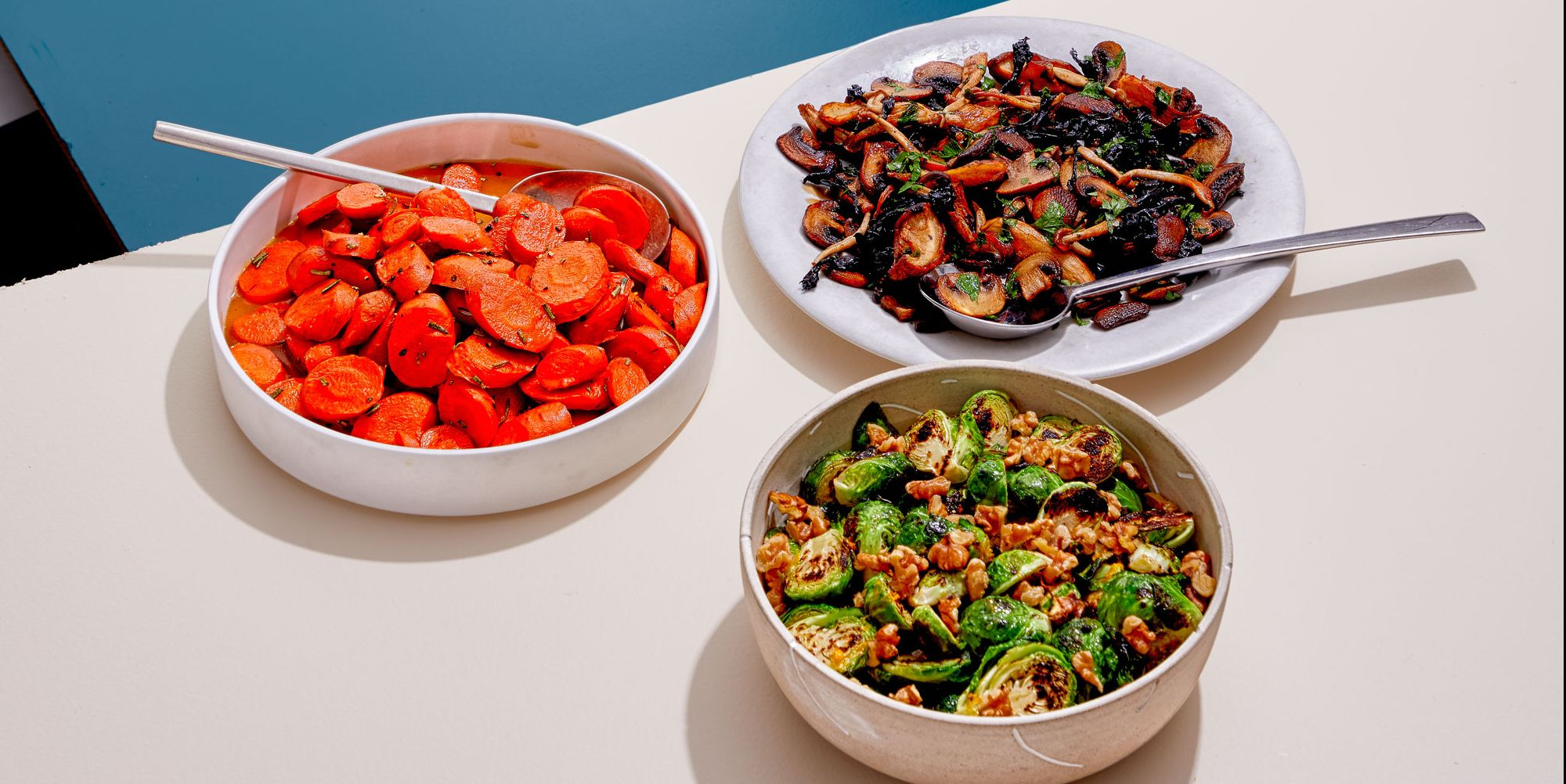 3 Thanksgiving Side Dishes That Are Easy, Healthy, and Delicious