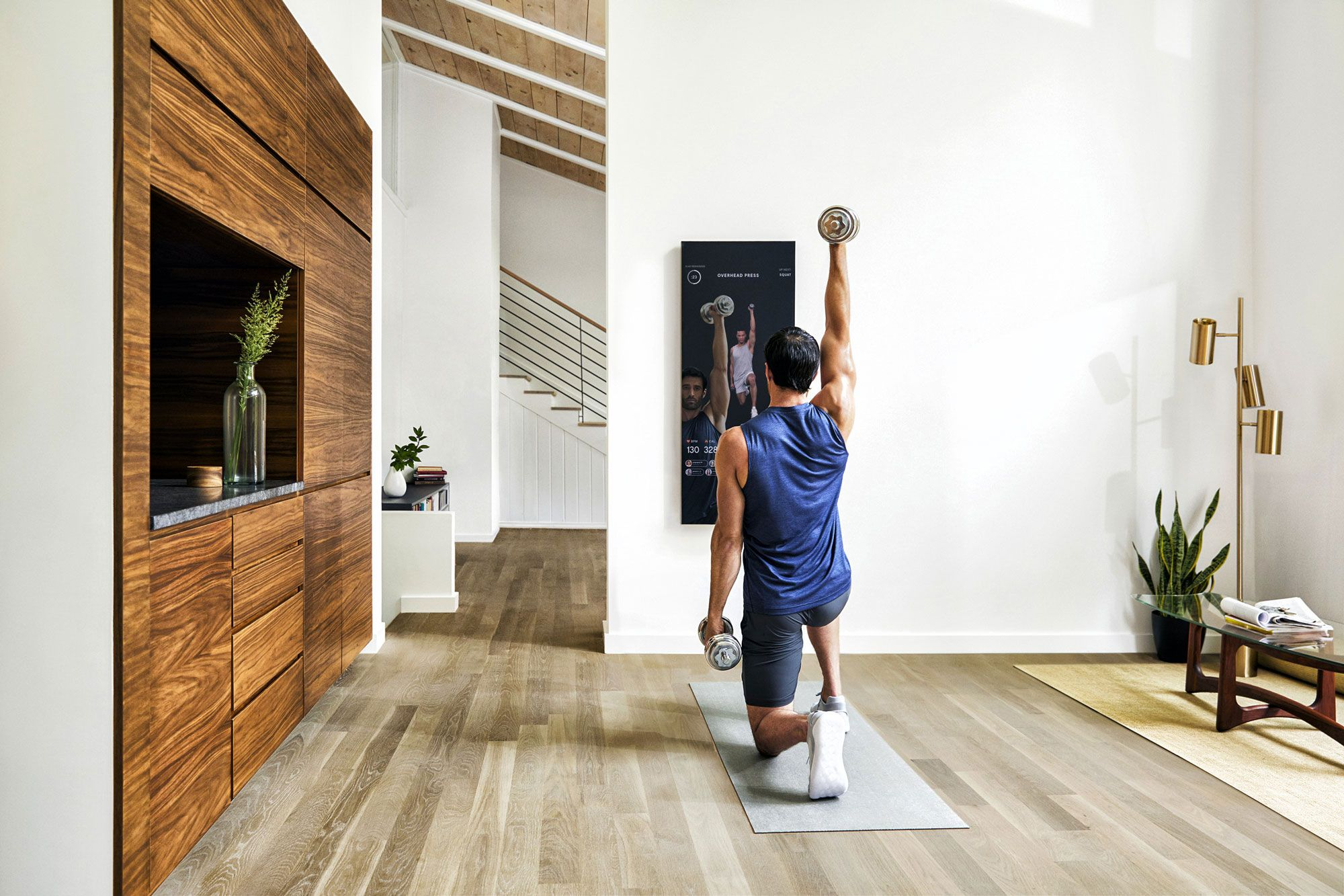 Are smart gyms like tonal and mirror worth it best home workouts
