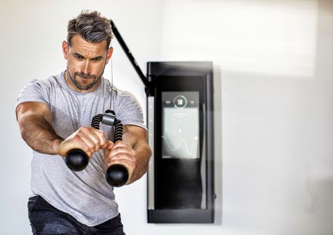 Are Smart Gyms Like Tonal and Mirror Worth It Best Home