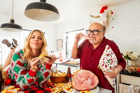 Food, Meal, Brunch, Room, Event, Christmas, Christmas eve, Tradition, Christmas dinner, Dish,