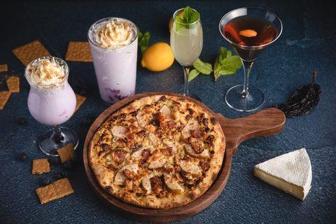 Food, Ingredient, Tableware, Drink, Cuisine, Dish, Drinkware, Baked goods, Stemware, Recipe,