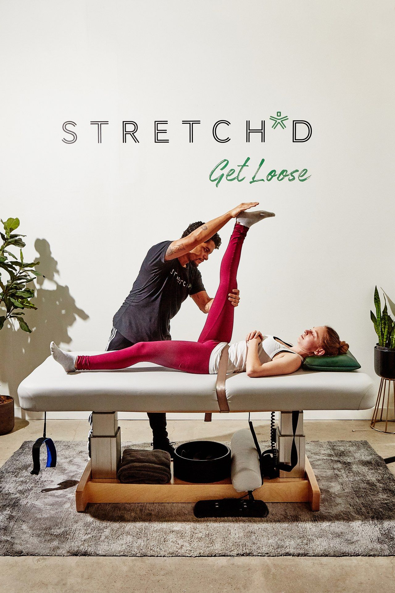 I Dragged My Stiff Body to Stretch*d, the Assisted Stretching Studio in NYC