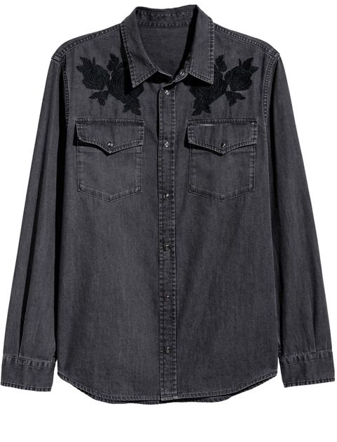 b4a17739b34 Best Denim Shirts for Fall - Denim is Best Fabric for Fall