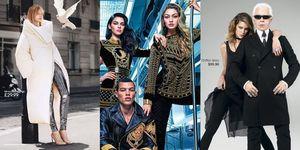 H&M, designersamenwerkingen, moschino, jeremy scott, bekendmaking,