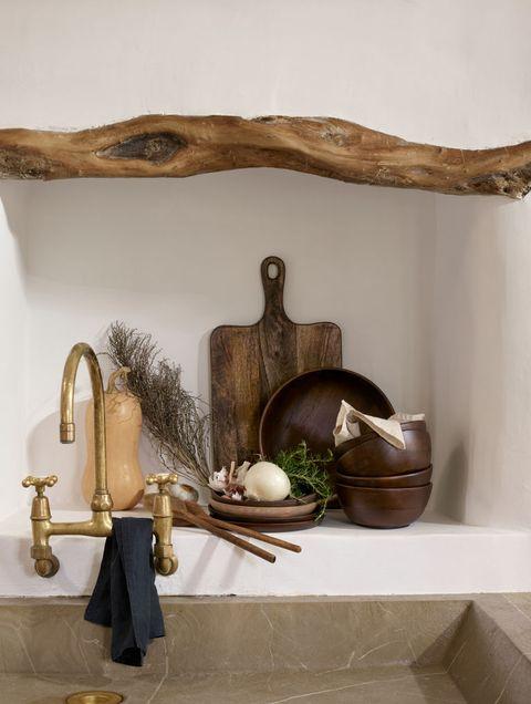 La colección de H&M apuesta por la madera