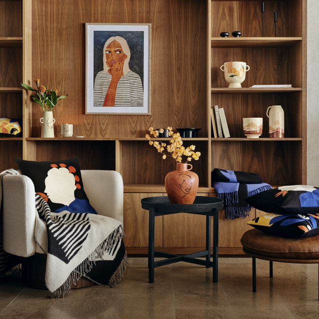 hm home launches collection with 3 female artists