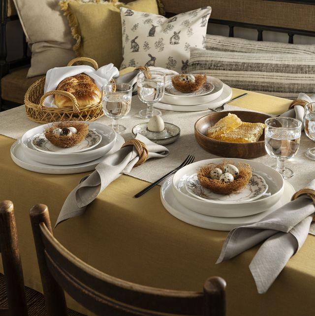 hop into spring with hm home's beautiful easter collection