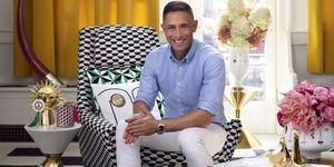 Jonathan Adler gaat samenwerken met H&M Home om een nieuwe interieurlijn te ontwerpen.