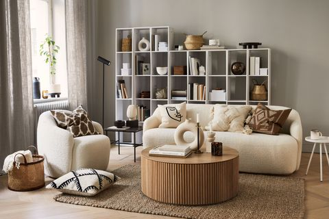 H&M Home colección primavera 2020 tonos marrones madera tendencia