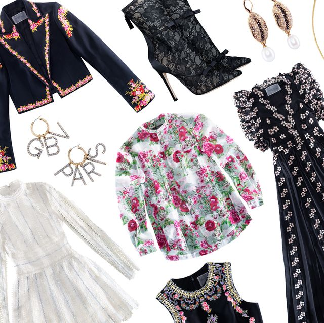Clothing, Pink, Costume design, Outerwear, Dress, Fashion accessory, Pattern, Sleeve, Fashion design, Style,