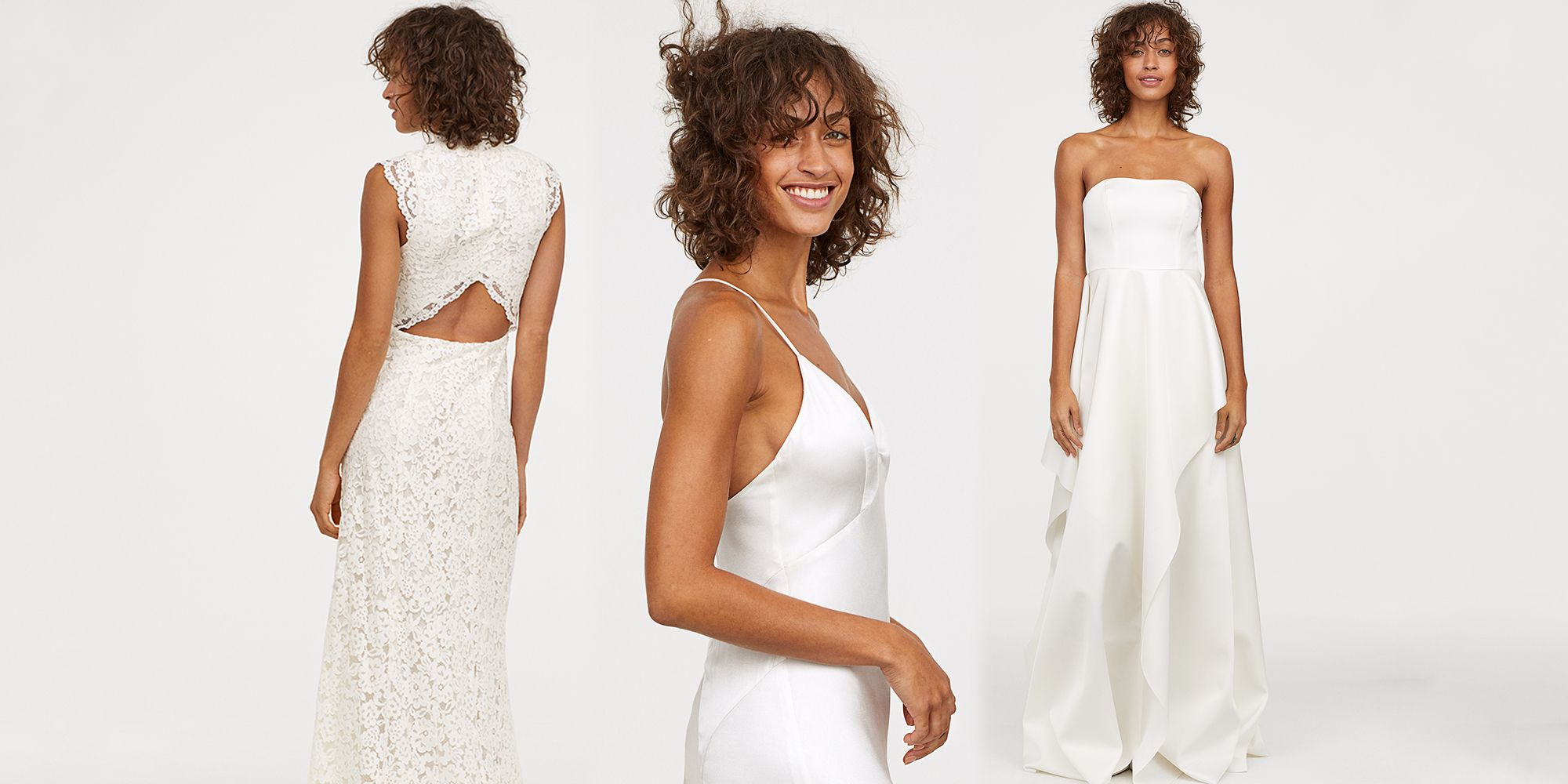 20 High Street Wedding Dresses Youll Love High Street Brands That