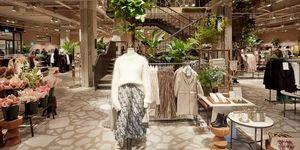 H&M test nieuw winkelconcept