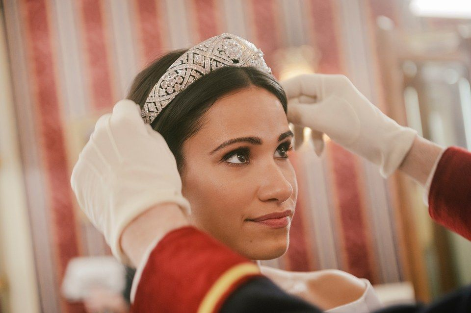 Lifetime's Harry & Meghan: Becoming Royal News, Cast