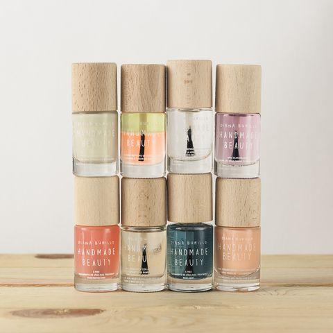 Product, Cosmetics, Beauty, Material property, Nail polish, Beige, Liquid, Nail care,