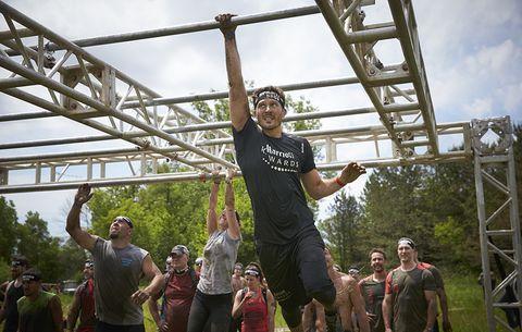 Zach Gilford Spartan Race