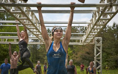 Aimee Teegarden Spartan Race