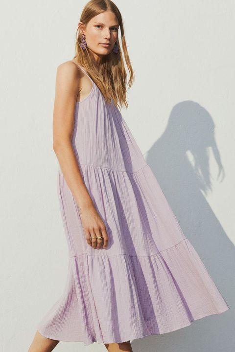 la que saben de moda ya tienen los nuevos vestidos de hm