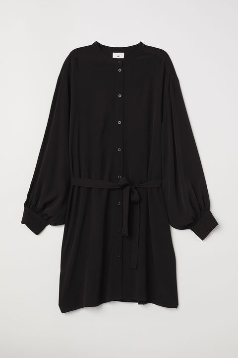 Clothing, Black, Sleeve, Outerwear, Blouse, Robe, Costume, Top,