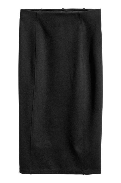 Clothing, Black, Pencil skirt, Shorts, Skort, Active shorts, Pocket, Trousers,