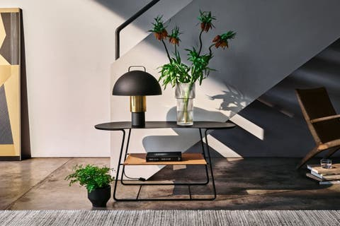 h&m muebles y lámparas
