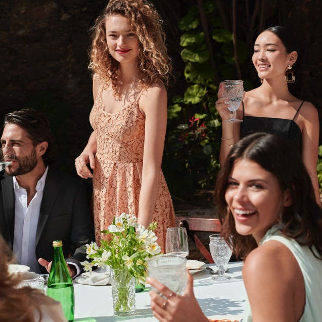 Event, Dress, Ceremony, Fun, Formal wear, Wedding, Wedding reception, Gown, Party, Bride,