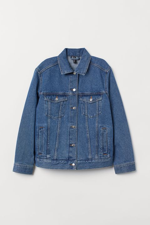 Denim, Clothing, Blue, Outerwear, Sleeve, Jacket, Jeans, Pocket, Textile, Collar,