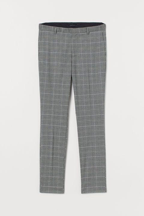 Clothing, sweatpant, Sportswear, Active pants, Trousers, Grey, Jeans, Pocket, Denim,