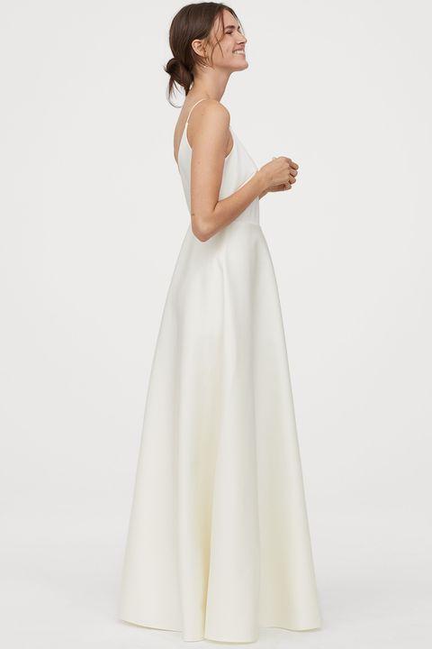 L'abito da sposa perfetto? Grazie a H&M è low cost!